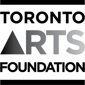 Toronto Arts Foundation Logo