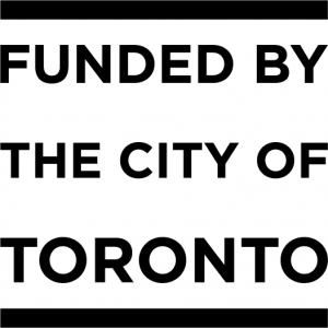 Funded by the City of Toronto